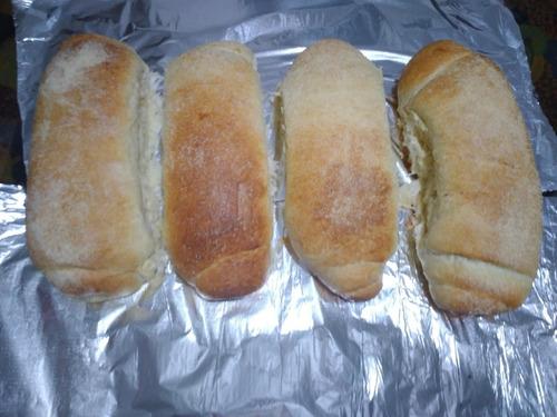 pães caseiros