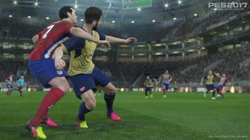 pes pro evolution soccer 2017 ps3 digital