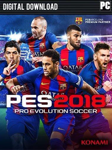 Resultado de imagem para Pro Evolution Soccer 2018
