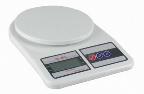 pesa bascula gramera digital 7 kilogramos