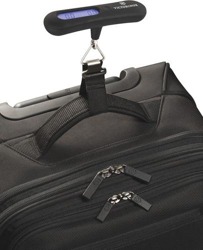 pesa digital - victorinox - accesorios de viaje 4.0