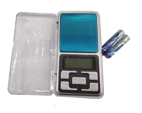 pesa gramera hasta 500 gramos balanza precisión