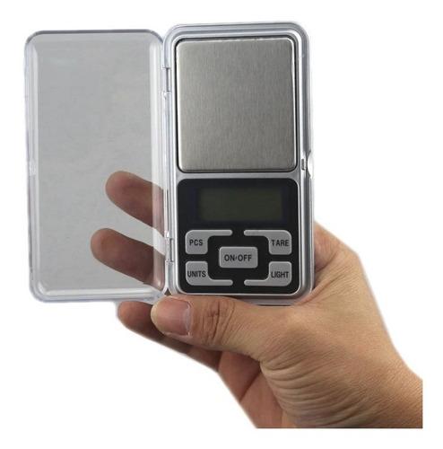 pesa gramera joyeros bolsillo 500 gramos