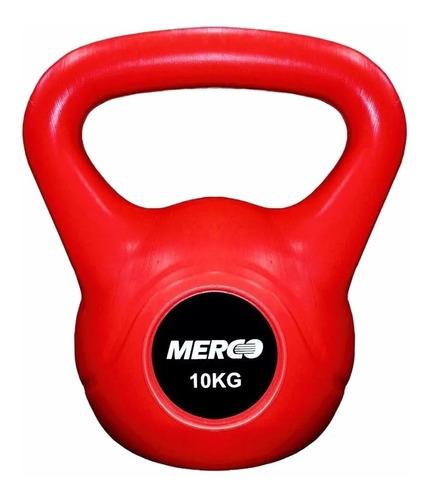 pesa rusa merco 10 kg kettlebell funcional crossfit fitness