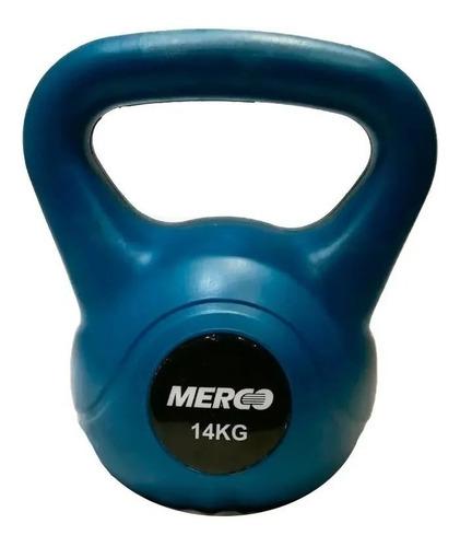 pesa rusa merco kettlebell 14 kg funcional crossfit fitness