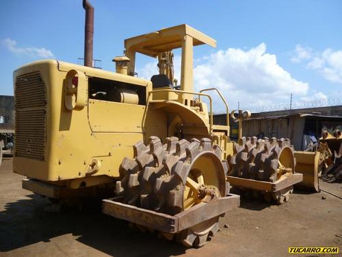 pesada compactadoras maquinaria