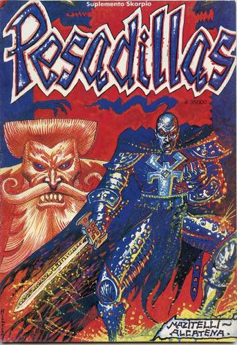 pesadillas - de alcatena y mazitelli, completo 1991