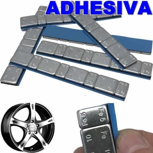 pesas adhesivas para balanceo toolmate