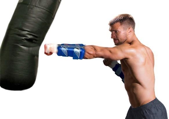 Pesas Anatómica 3kg El Par| Boxeo / Artes Marciales | Fortia ...