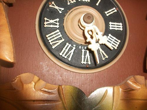 pesas de reloj cucu de 3 cuerdas