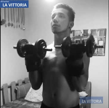 pesas deportivas mancuernas 10 kg resistente