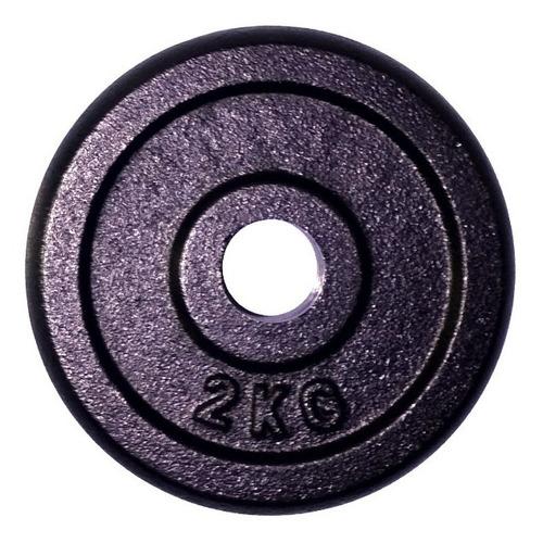 pesas discos de hierro macizo para mancuerna barra por kg