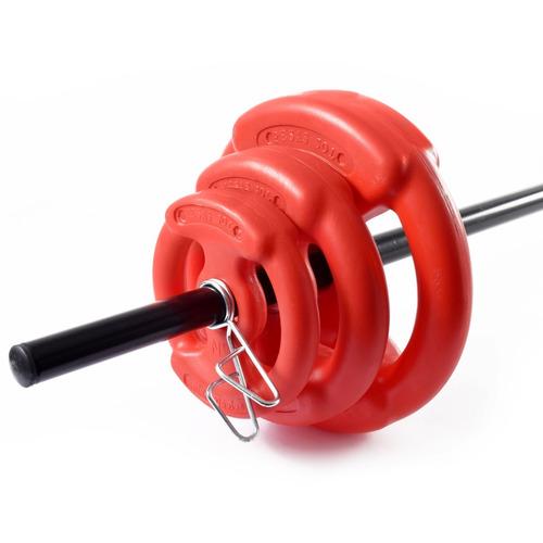 pesas fitness discos