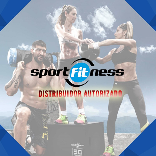 pesas kit barra + discos total 20 kg sportfitness body pump