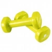 pesas mancuernas 0.5 kl para ejercicios caminata yoga pilate