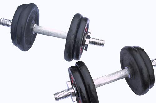 pesas nacionales set de 20kg mancuernas cromadas