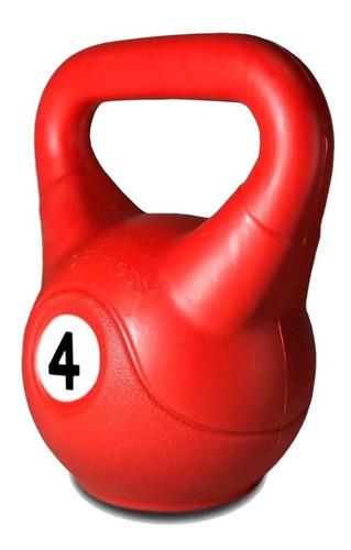 pesas rusas kettlebel pvc fitness crossfit kg rellenas