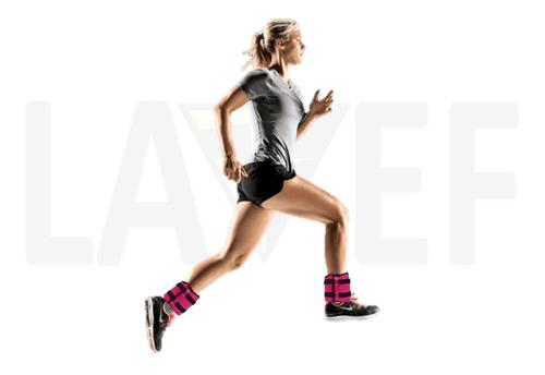 pesas tobilleras kit 2 pesas 2k (4 libras) deporte-fitness