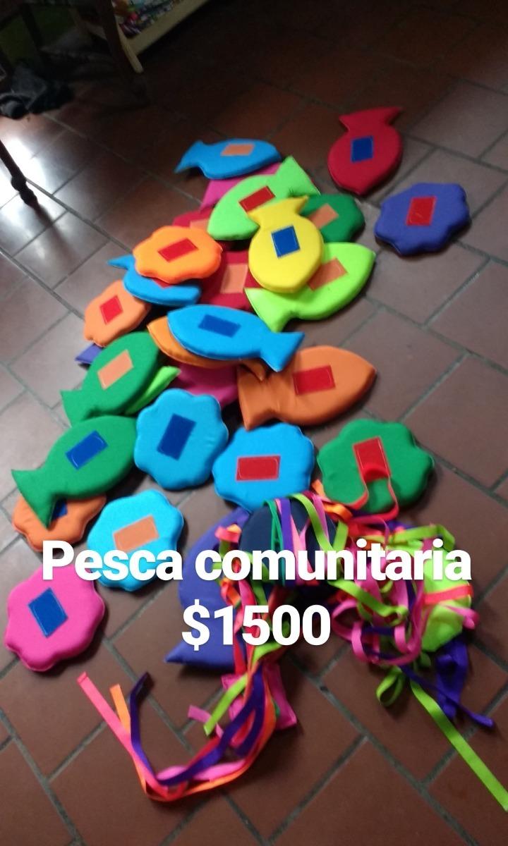 Pesca Comunitaria Juegos Gigantes Para Animaciones 1 800 00 En