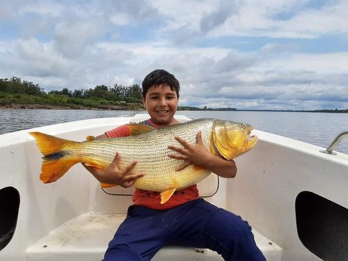 pesca guiada en concordia