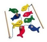 pesca imantada juego de coordinación visomotora didactikids