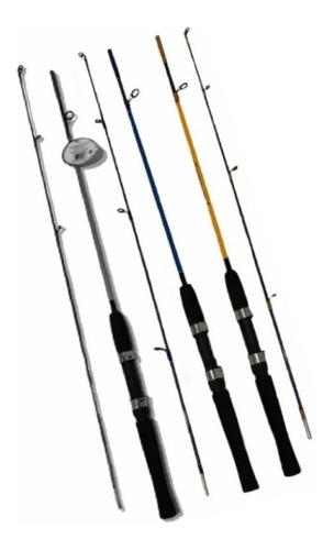 pesca molinetes varas