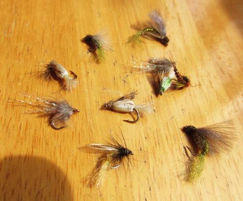 pesca mosca moscas