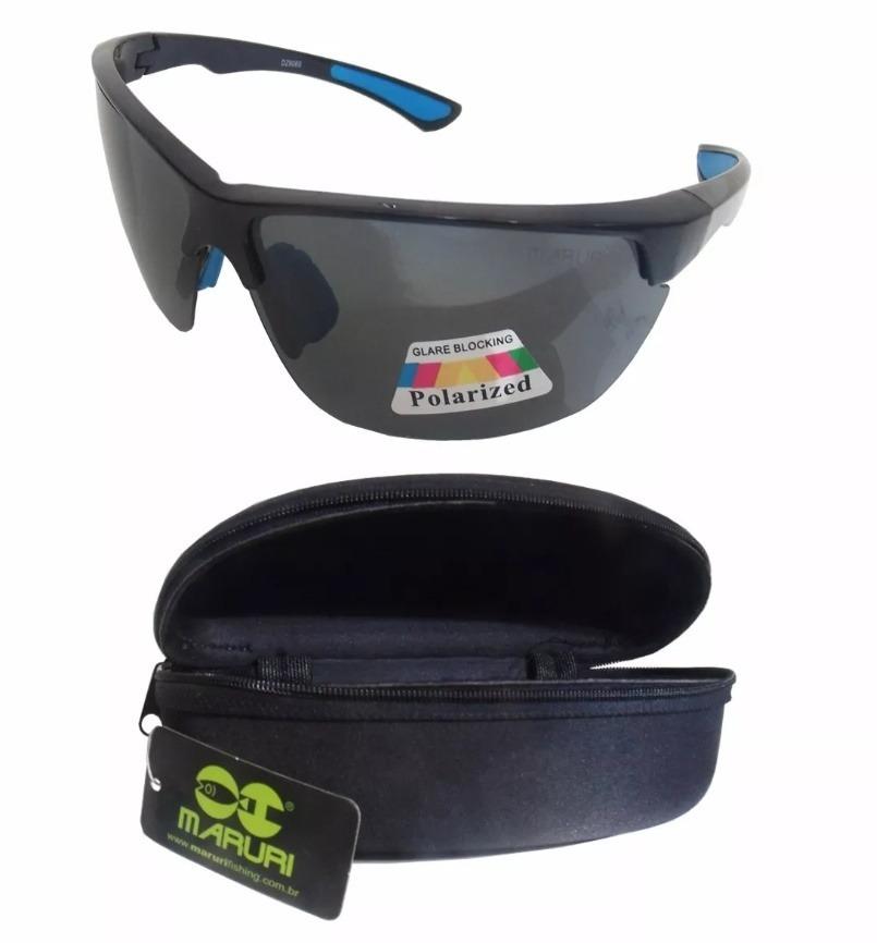 d43dfb8e1 pesca - oculos polarizado maruri ® 100% proteção uv + estojo. Carregando  zoom.