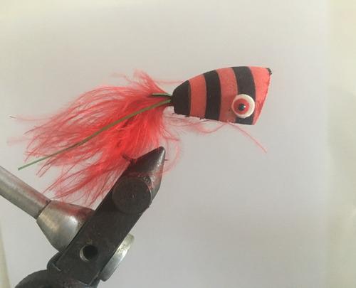 pesca para moscas para