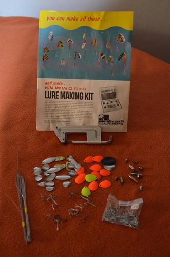 pesca señuelos mosca spinning herramientas para cucharas