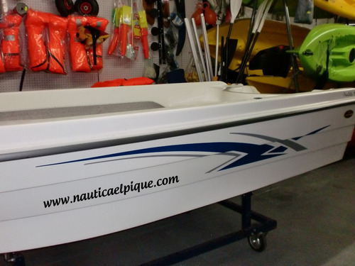 pescadelta 3.90  olympic marine náutica el pique - quilmes