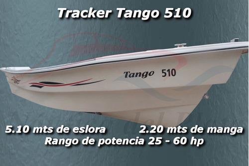 pescador 510 equipado motor mercury super 40 hp japones 0 km