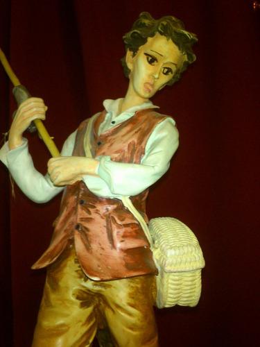 pescador capodimonte cirrincione sellado