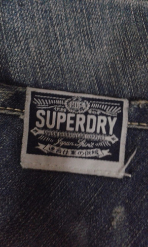 pescador superdry (original)