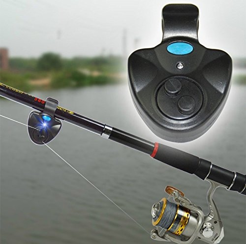 Pescados de la mordedura de sonido de alarma 2 pack for Sonido de alarma
