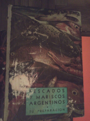 pescados y mariscos argentinos -para coleccionista