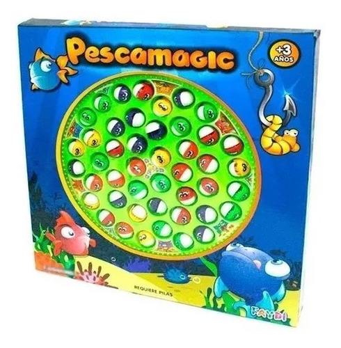 pescamagic original 45 piezas c/ canastas faydi piu online