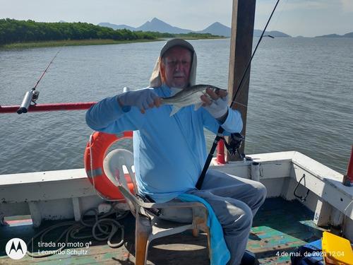 pescaria baia de guaratuba paraná