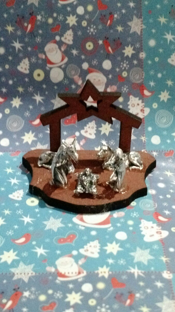 019271d3e38 pesebre miniatura ideal regalo navidad. Cargando zoom.