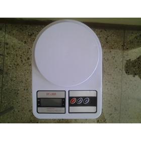 Peso Balanza Digital Hasta 7 Kilogramos Incluye Baterias