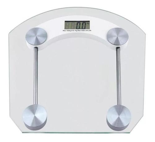 peso balanza digital personal 180 kg vidrio templado bascula