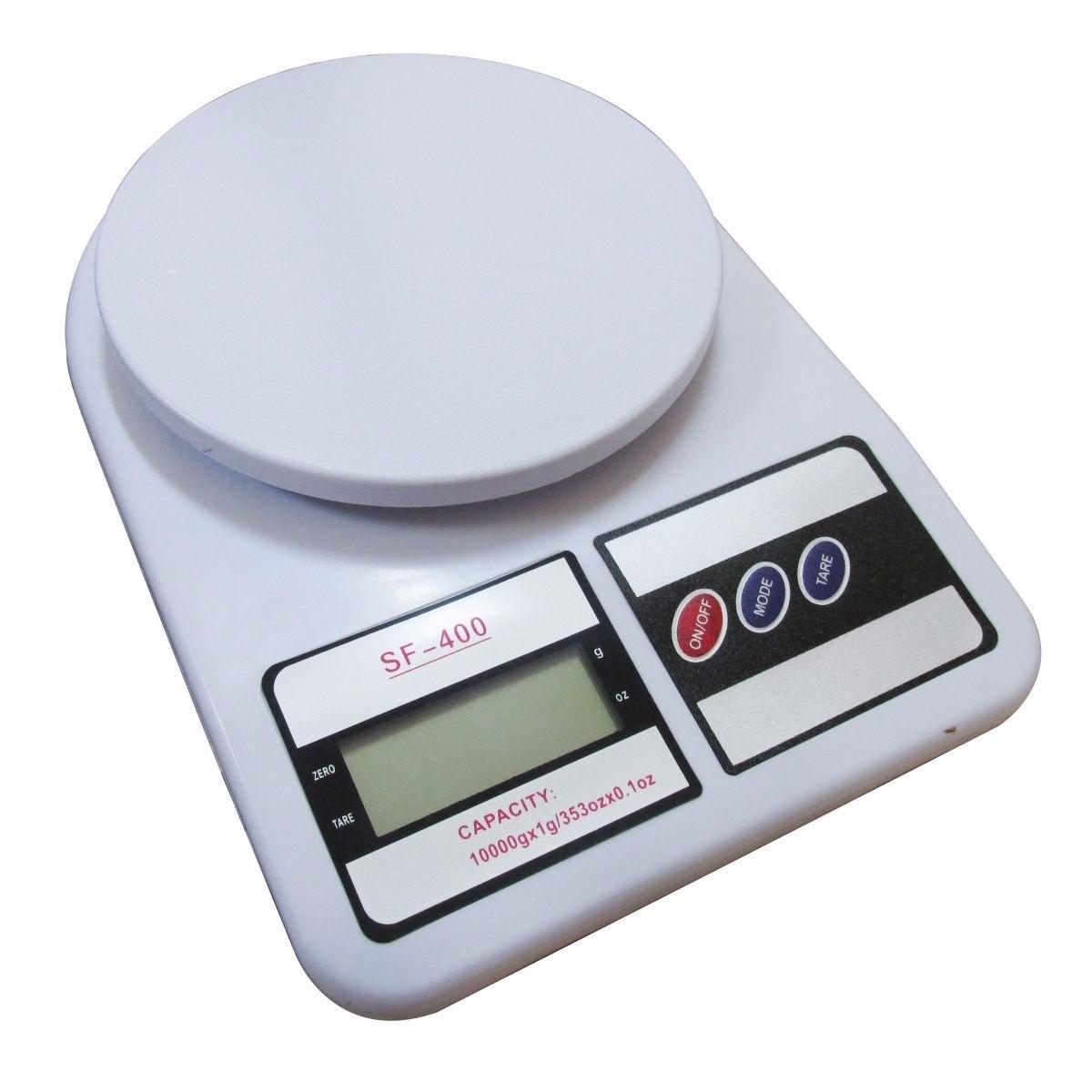 Peso Balanza Digital Portatil De Cocina 10kg/1g - Bs. 5.999.999,00 ...