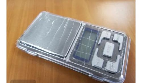 peso balanza gramera joyero digital portatil 0 - 500gr oro**