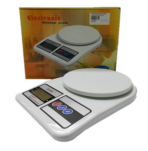 Peso balanza sf400 de cocina digital rinho 5kg 5000g bs - Balanza cocina digital ...