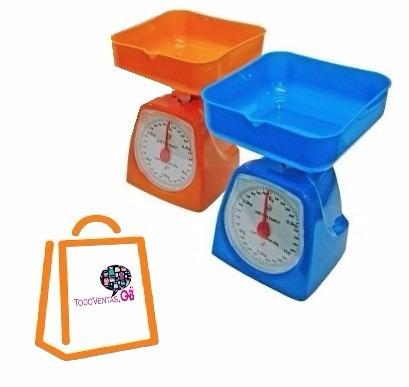 Peso de cocina 5 kilos o 5000gramos bascula balanza - Peso de cocina ...