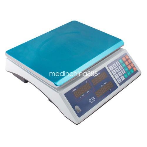 peso digital 30kg precio informática alimentos carne escala