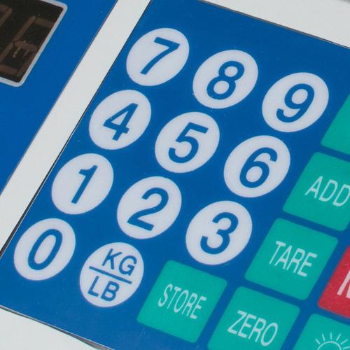 peso digital 66lb precio informática alimentos carne escala