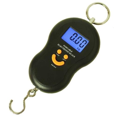 peso digital portatil colgante 50kg hasta balanza baterías