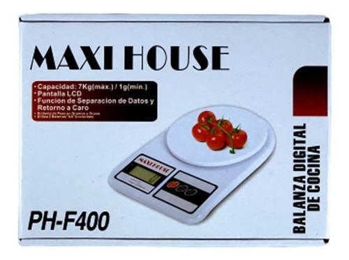 peso gramera digital balanza maximo 7kg maxihouse tienda *