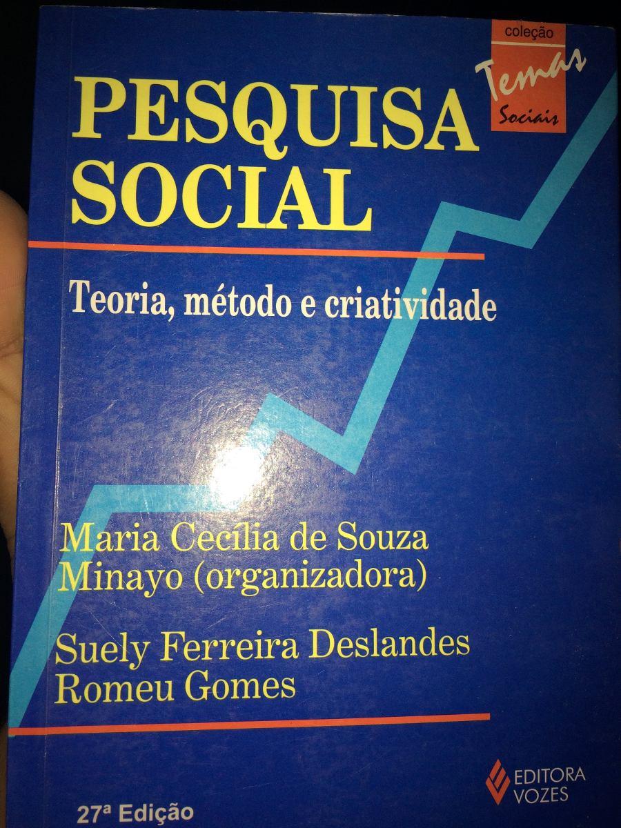 PESQUISA SOCIAL MINAYO EBOOK